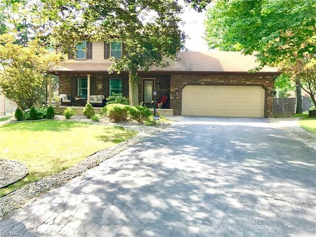 56 Country Green Drive, Youngstown, OH 44515 (MLS #4276591) :: The Crockett Team, Howard Hanna