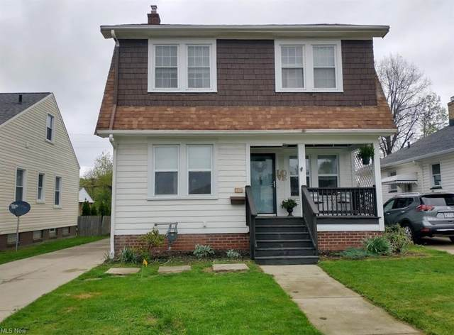 3110 Park Drive, Parma, OH 44134 (MLS #4276616) :: The Crockett Team, Howard Hanna