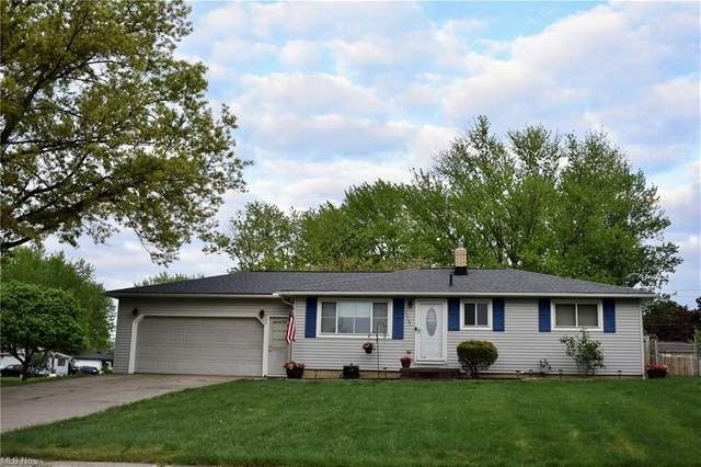 13101 Yager Drive, Strongsville, OH 44149 (MLS #4276664) :: The Art of Real Estate