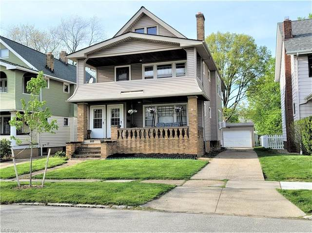 14222 Garfield Avenue, Lakewood, OH 44107 (MLS #4276676) :: The Art of Real Estate