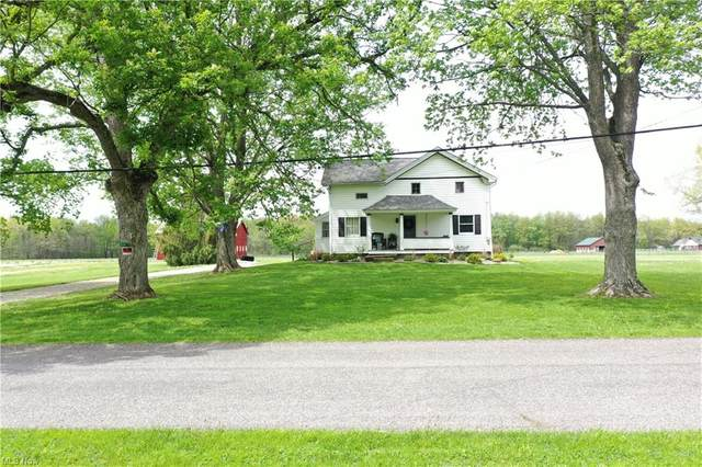 2187 Barclay Messerly Road, Southington, OH 44470 (MLS #4276733) :: The Kaszyca Team