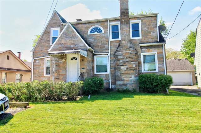 43 Beechwood Drive, Youngstown, OH 44512 (MLS #4276741) :: Keller Williams Chervenic Realty