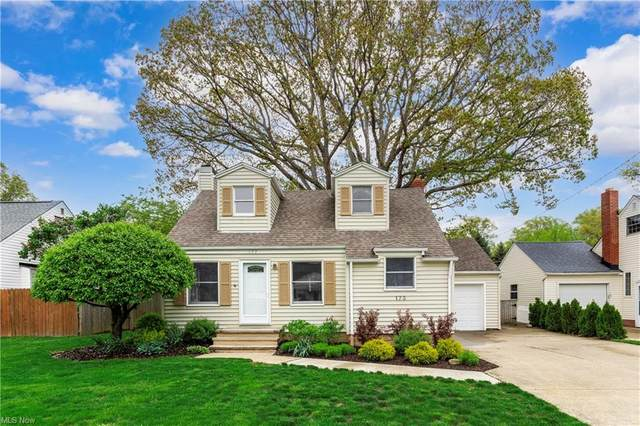 173 Parkwood Avenue, Avon Lake, OH 44012 (MLS #4276759) :: The Art of Real Estate