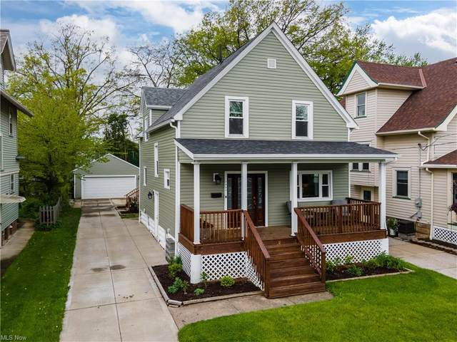 1250 Saint Charles Avenue, Lakewood, OH 44107 (MLS #4276763) :: The Art of Real Estate