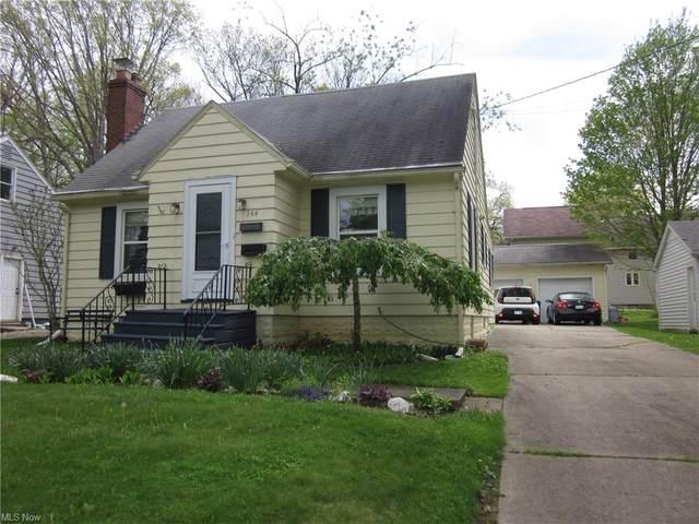 144 N Scranton Street, Ravenna, OH 44266 (MLS #4276780) :: RE/MAX Trends Realty