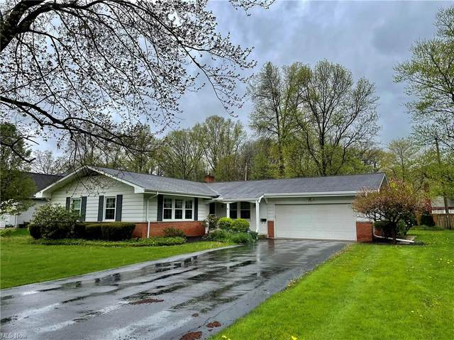 960 Brucewood Drive SE, Warren, OH 44484 (MLS #4276817) :: Select Properties Realty