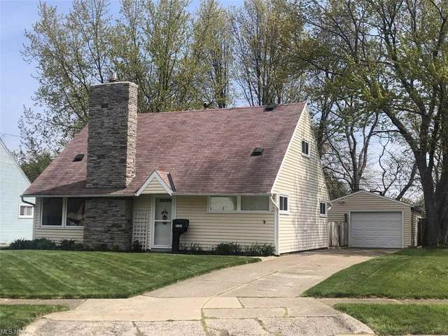2121 Wichert Drive, Cuyahoga Falls, OH 44221 (MLS #4277026) :: Keller Williams Chervenic Realty