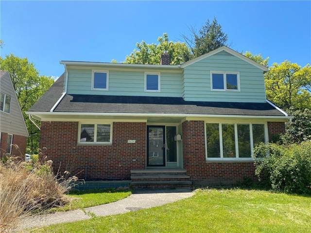 2130 N Taylor Road, Cleveland Heights, OH 44112 (MLS #4277086) :: Keller Williams Legacy Group Realty