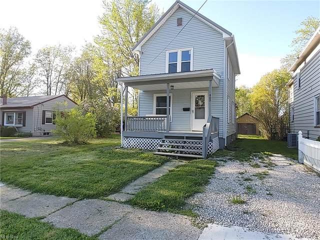409 E 23rd Street, Ashtabula, OH 44004 (MLS #4277089) :: Keller Williams Chervenic Realty