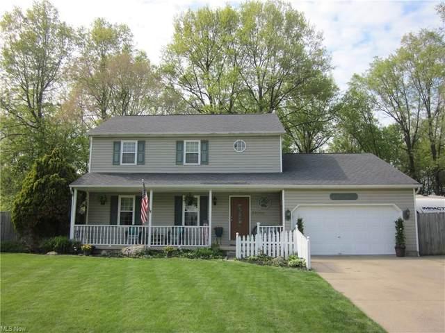 38000 N Doovys Street, Avon, OH 44011 (MLS #4277113) :: The Art of Real Estate