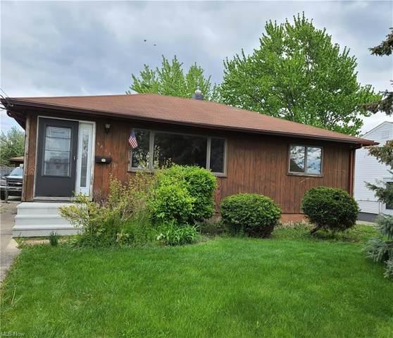 5813 Doris Drive, Brook Park, OH 44142 (MLS #4277153) :: RE/MAX Edge Realty