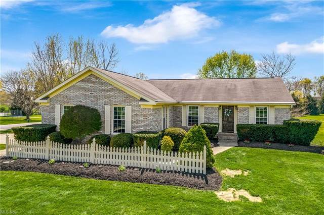 12201 Meandering Avenue NW, Uniontown, OH 44685 (MLS #4277176) :: Keller Williams Chervenic Realty