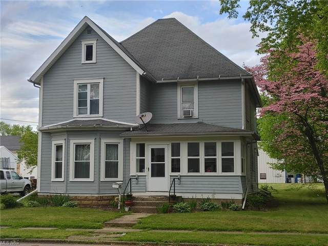 212 W Russell Avenue, West Lafayette, OH 43845 (MLS #4277200) :: The Holly Ritchie Team