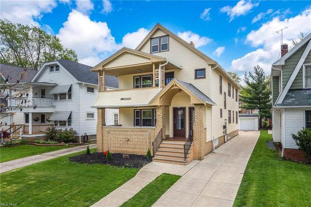14519 Garfield Avenue, Lakewood, OH 44107 (MLS #4277224) :: The Art of Real Estate