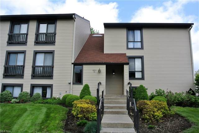6280 Greenwood Parkway #401, Sagamore Hills, OH 44067 (MLS #4277319) :: The Crockett Team, Howard Hanna