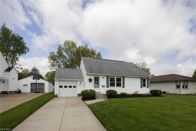 1209 Fairlane Avenue SW, Canton, OH 44710 (MLS #4277327) :: RE/MAX Trends Realty