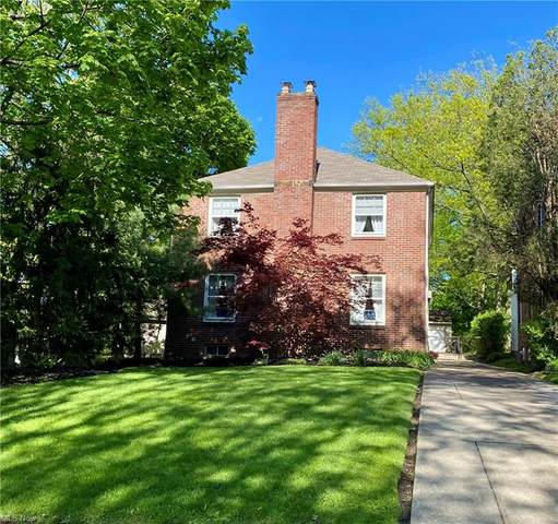 2237 Briarwood Road, Cleveland Heights, OH 44118 (MLS #4277351) :: Keller Williams Chervenic Realty