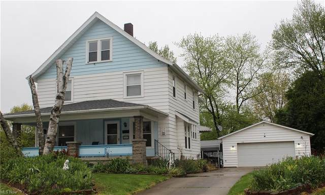150 Bell Avenue, Orrville, OH 44667 (MLS #4277353) :: The Crockett Team, Howard Hanna