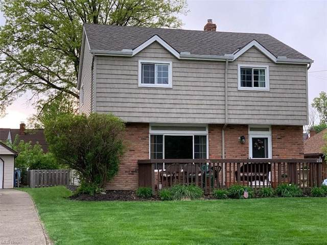234 E 285th Street, Willowick, OH 44095 (MLS #4277376) :: The Crockett Team, Howard Hanna