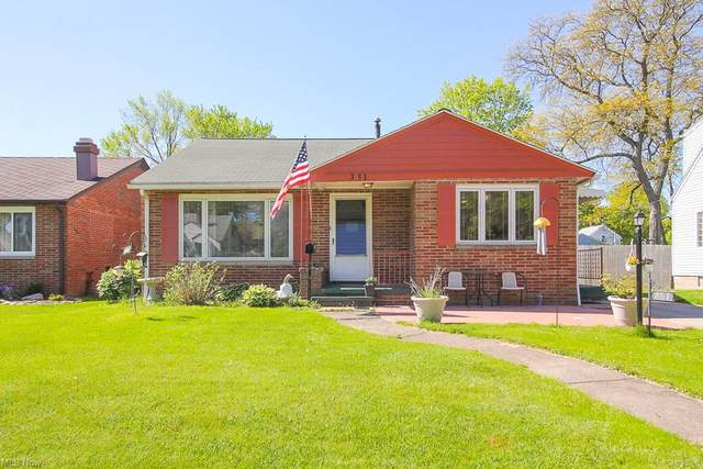 351 Ohio Street, Elyria, OH 44035 (MLS #4277480) :: Keller Williams Chervenic Realty