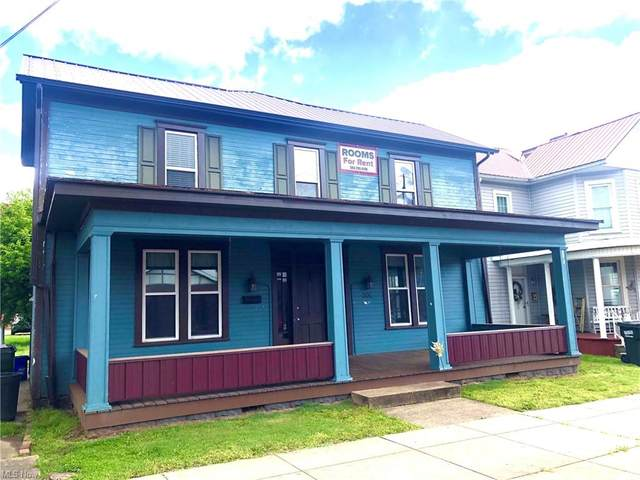 205 George Street, St Marys, WV 26170 (MLS #4277505) :: Select Properties Realty