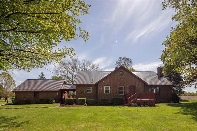 13250 Ravenna Avenue NE, Hartville, OH 44632 (MLS #4277522) :: Keller Williams Chervenic Realty
