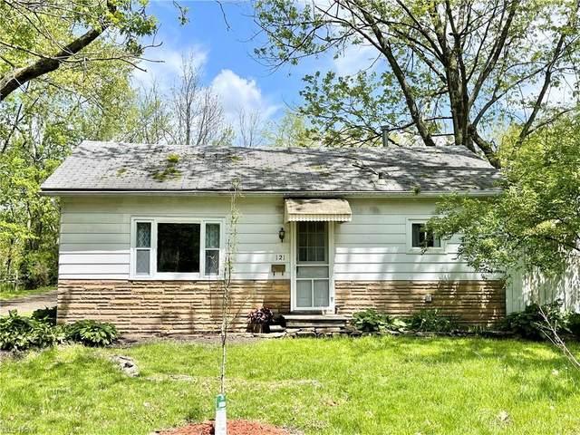 121 W Oak Street, Kent, OH 44240 (MLS #4277536) :: Keller Williams Chervenic Realty