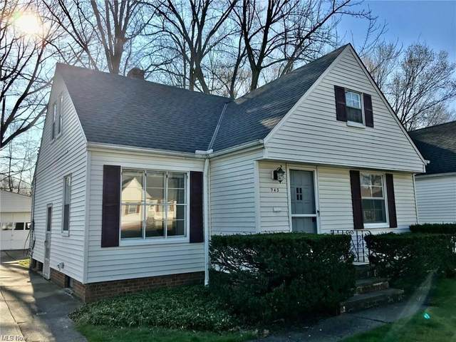 943 Glenside Road, South Euclid, OH 44121 (MLS #4277585) :: RE/MAX Edge Realty