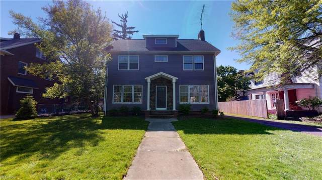 2182 Middlefield Road, Cleveland Heights, OH 44106 (MLS #4277612) :: Select Properties Realty