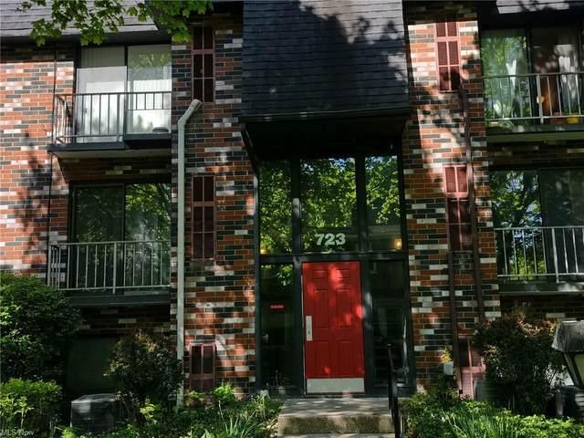 723 W Main Street F, Kent, OH 44240 (MLS #4277664) :: Keller Williams Chervenic Realty