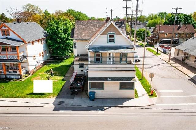 5711 Clark Avenue, Cleveland, OH 44102 (MLS #4277711) :: Keller Williams Legacy Group Realty