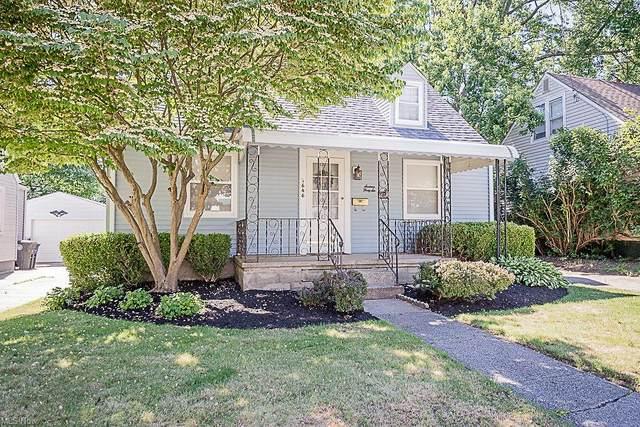 1646 Oakwood Avenue, Akron, OH 44301 (MLS #4277720) :: TG Real Estate