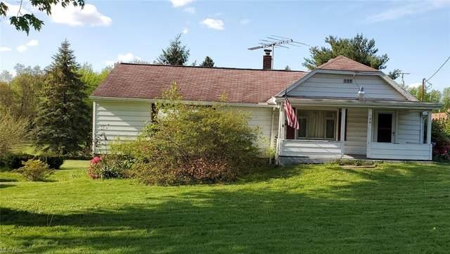 1369 E Turkeyfoot Lake Road, Akron, OH 44312 (MLS #4277765) :: Keller Williams Chervenic Realty