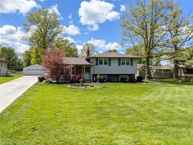 96 Woodland Drive, New Middletown, OH 44442 (MLS #4277788) :: The Holden Agency