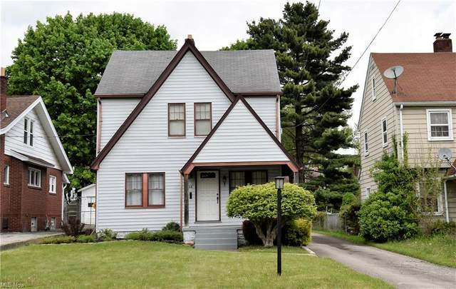 64 Terrace Drive, Youngstown, OH 44512 (MLS #4277798) :: The Holly Ritchie Team