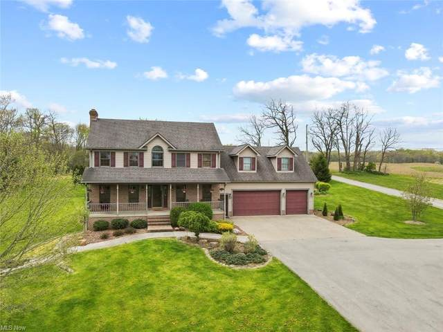 1696 State Route 165, East Palestine, OH 44413 (MLS #4277899) :: The Kaszyca Team