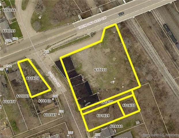 405 Tremont Avenue SW, Massillon, OH 44647 (MLS #4277929) :: The Crockett Team, Howard Hanna
