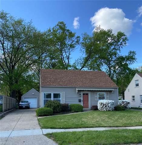 1165 Myrtle Avenue, Cuyahoga Falls, OH 44221 (MLS #4278041) :: Keller Williams Chervenic Realty