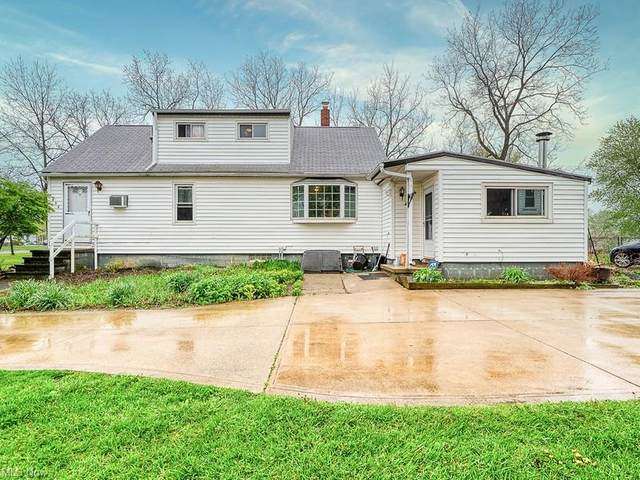 696 N Carpenter Road, Brunswick, OH 44212 (MLS #4278057) :: Keller Williams Chervenic Realty