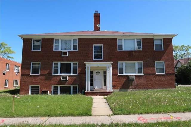 2443 Noble Road, Cleveland Heights, OH 44121 (MLS #4278086) :: Select Properties Realty