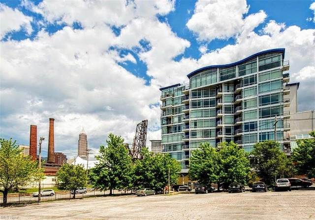 1237 Washington #1106, Cleveland, OH 44113 (MLS #4278148) :: The Holly Ritchie Team