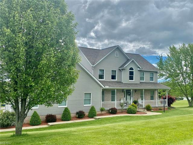 48400 W Greenbrier Drive, St. Clairsville, OH 43950 (MLS #4278230) :: The Kaszyca Team