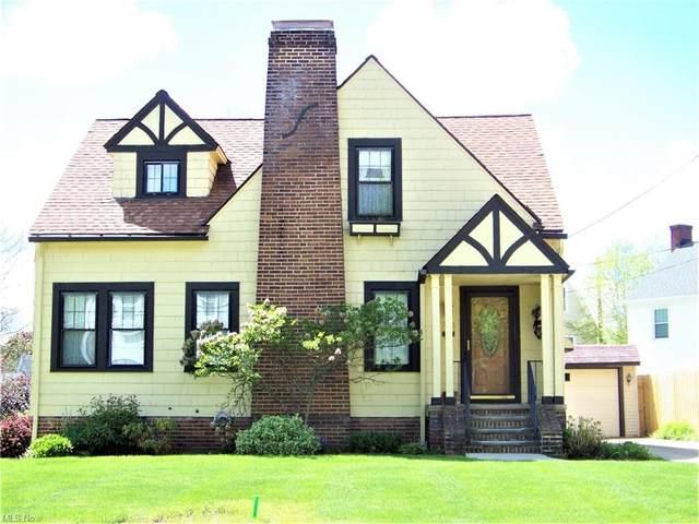 706 Johnson Avenue, Bedford, OH 44146 (MLS #4278286) :: Tammy Grogan and Associates at Keller Williams Chervenic Realty