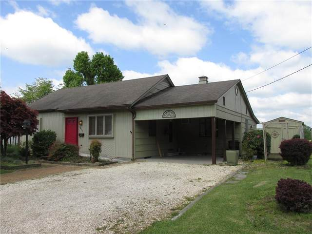 1013 Stadium Dr., St Marys, WV 26170 (MLS #4278321) :: Select Properties Realty