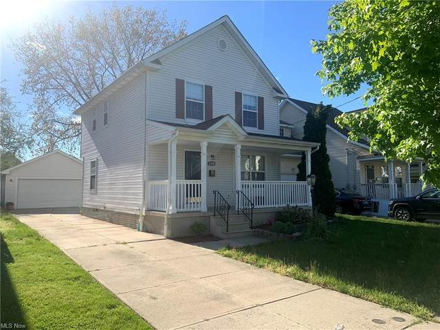 2324 E 63rd Street, Cleveland, OH 44104 (MLS #4278337) :: The Tracy Jones Team
