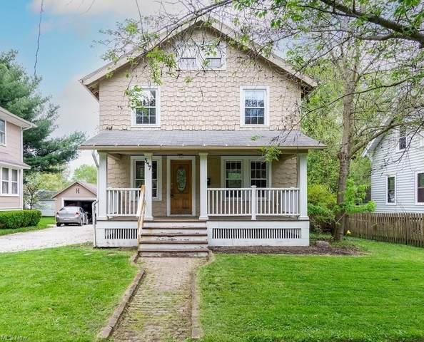 547 Cuyahoga Street, Kent, OH 44240 (MLS #4278392) :: Keller Williams Chervenic Realty