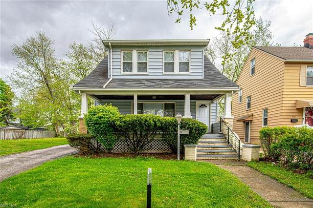 3707 Chelton Road, Shaker Heights, OH 44120 (MLS #4278499) :: The Holden Agency