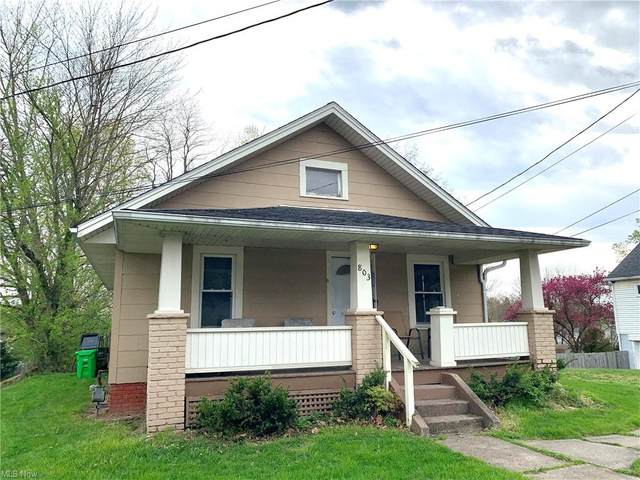 803 E Henry, Wooster, OH 44691 (MLS #4278526) :: RE/MAX Edge Realty