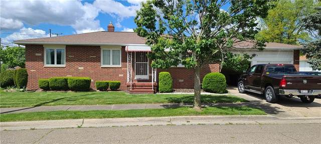 630 Ingalls Road, Akron, OH 44312 (MLS #4278588) :: The Holly Ritchie Team