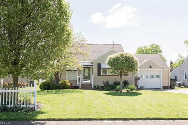 1108 Ellwood Avenue SW, Canton, OH 44710 (MLS #4278707) :: Keller Williams Chervenic Realty